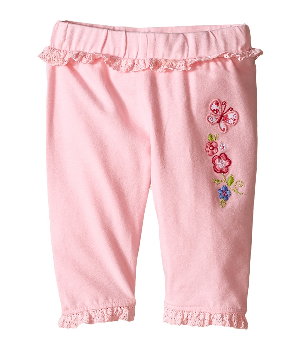 Pumpkin Patch Kids - Frilly Leggings (Infant) (Orchid Pink) Girl's Clothing
