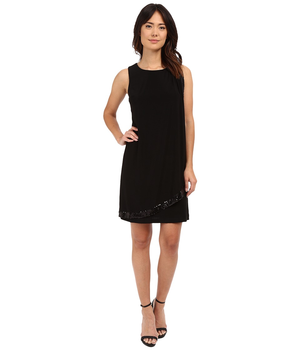 rsvp - Potenza Sheath Dress (Black) Women's Dress