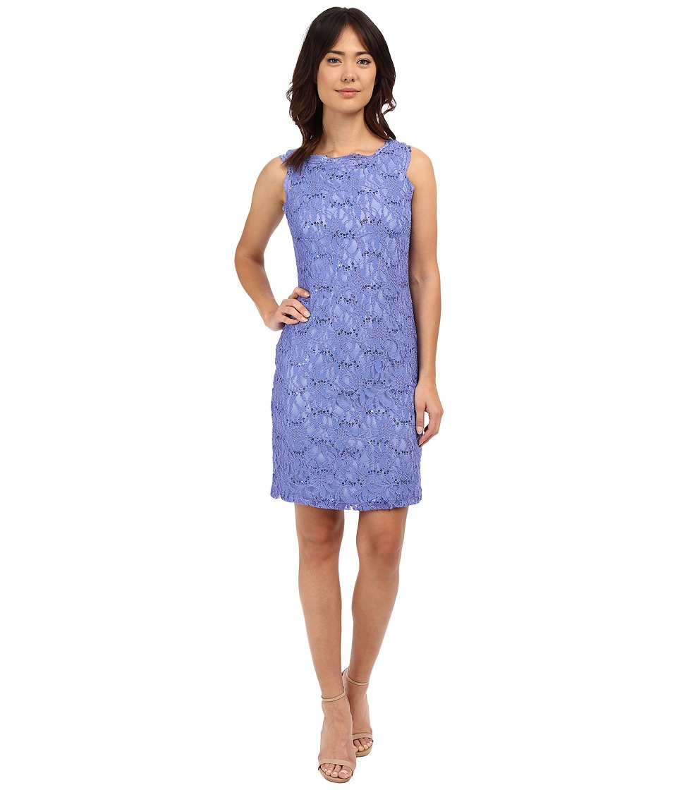 rsvp - Castellammare Lace Dress (Blue) Women's Dress