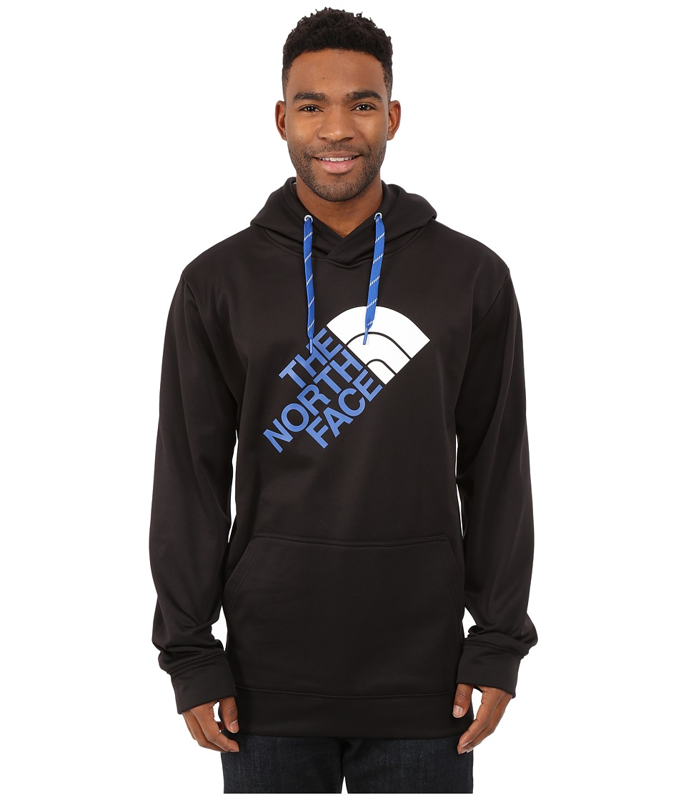 The North Face - Surgent Tilted Pullover (TNF Black) Men's Sweatshirt