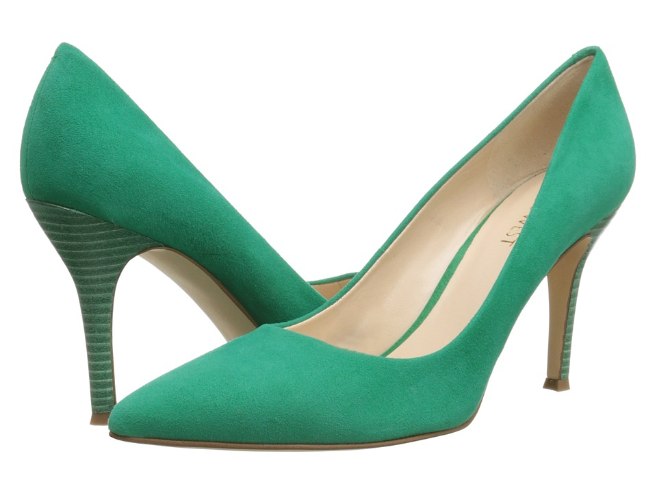 Nine West - Flax (Green Suede) High Heels