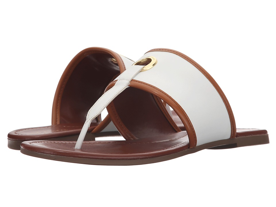 Cole Haan - Arlette Sandal II (Ivory/Acorn) Women's Sandals