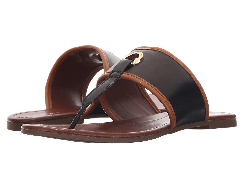 Cole Haan - Arlette Sandal II (Black/Acorn) Women's Sandals