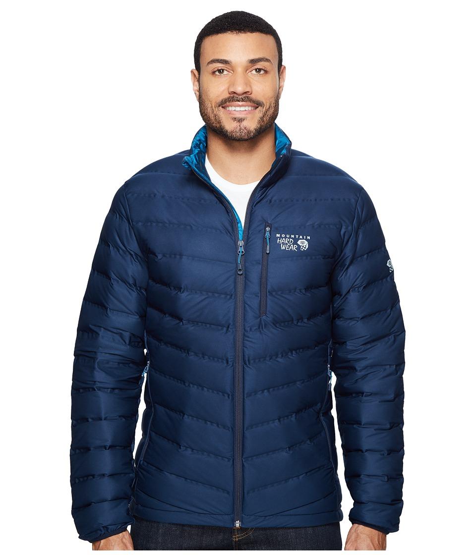Mountain Hardwear - StretchDown Jacket (Hardwear Navy) Men's Coat