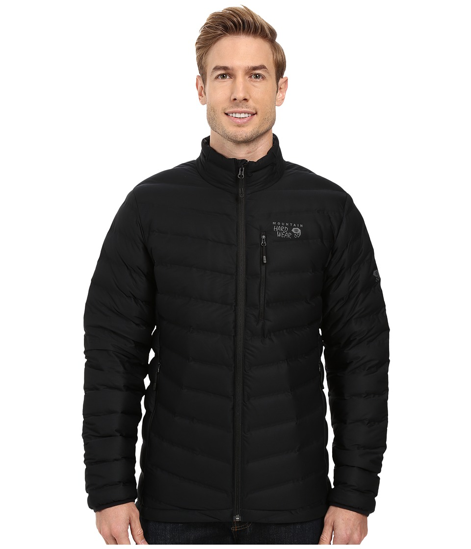 Mountain Hardwear StretchDown Jacket (Black) Men