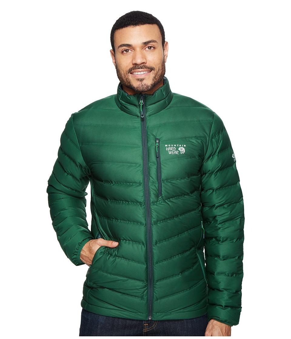 Mountain Hardwear - StretchDown Jacket (Forest) Men's Coat