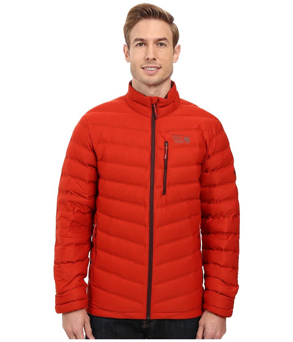 Mountain Hardwear StretchDown Jacket (Dark Fire) Men