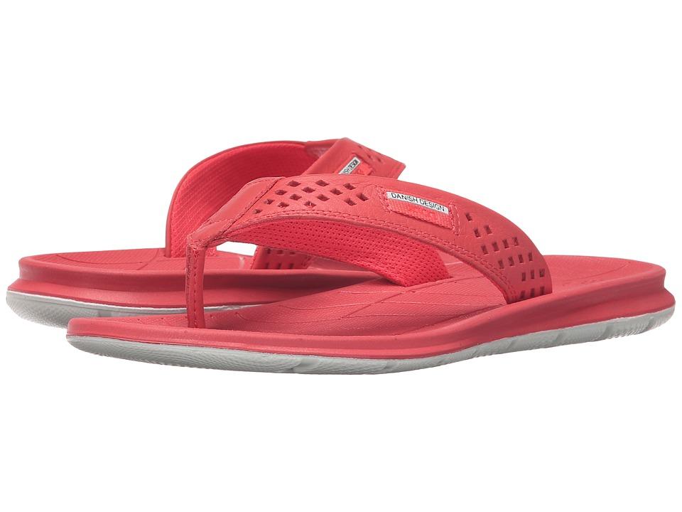 ECCO Sport - Intrinsic Thong Sandal (Coral Blush) Women's Sandals