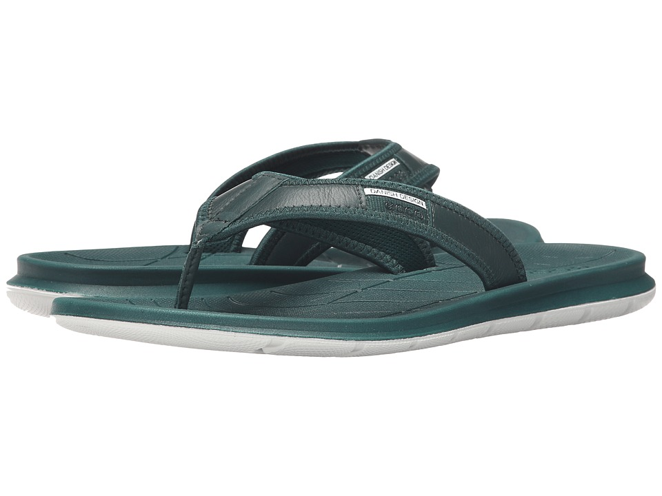 ECCO Sport - Intrinsic Thong Sandal (Dioptase) Men's Sandals