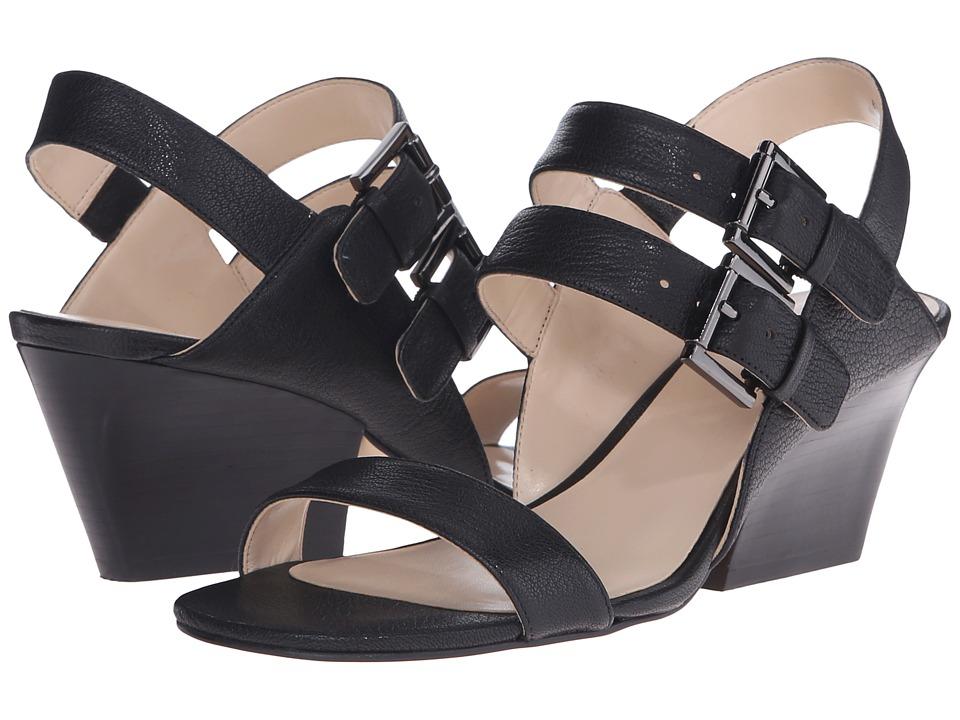 Nine West - Gadele (Black Leather) Women's Shoes