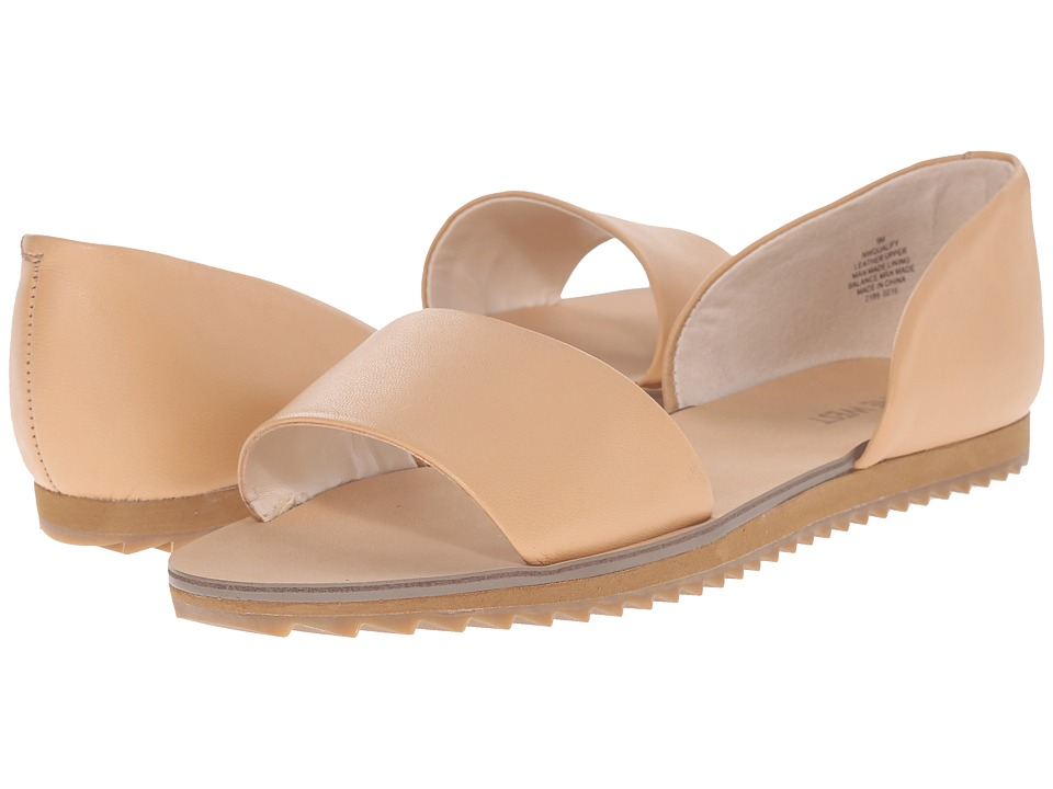 Nine West - Qualify (Natural/Natural Leather) Women's Sandals