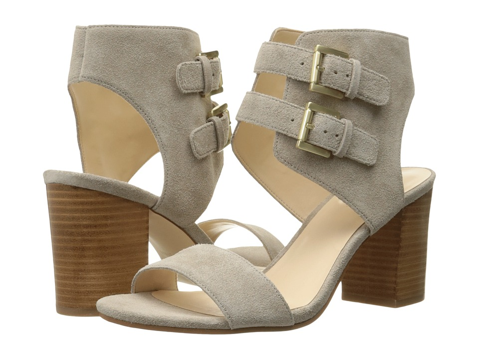 Nine West - Galiceno (Taupe Suede) High Heels