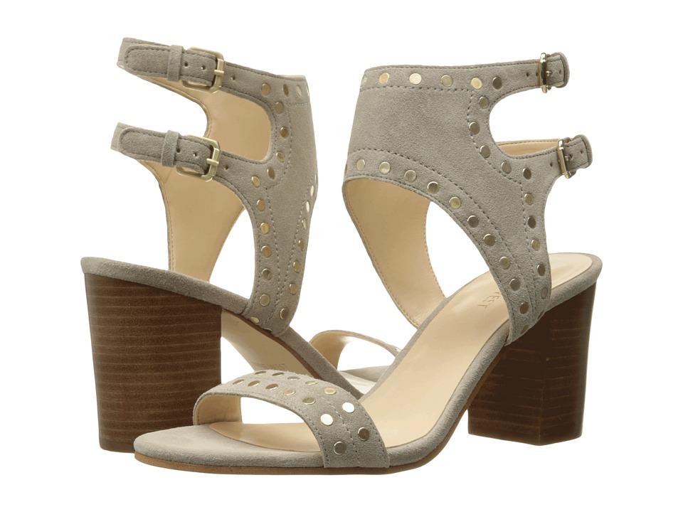 Nine West - Gailon (Taupe Suede) High Heels