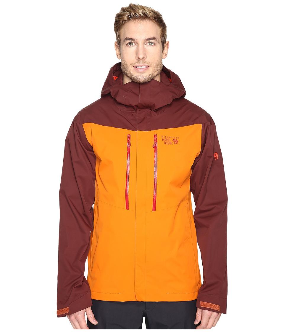 Mountain Hardwear - Bombshack Jacket (Orange Copper/Redwood) Men's Coat