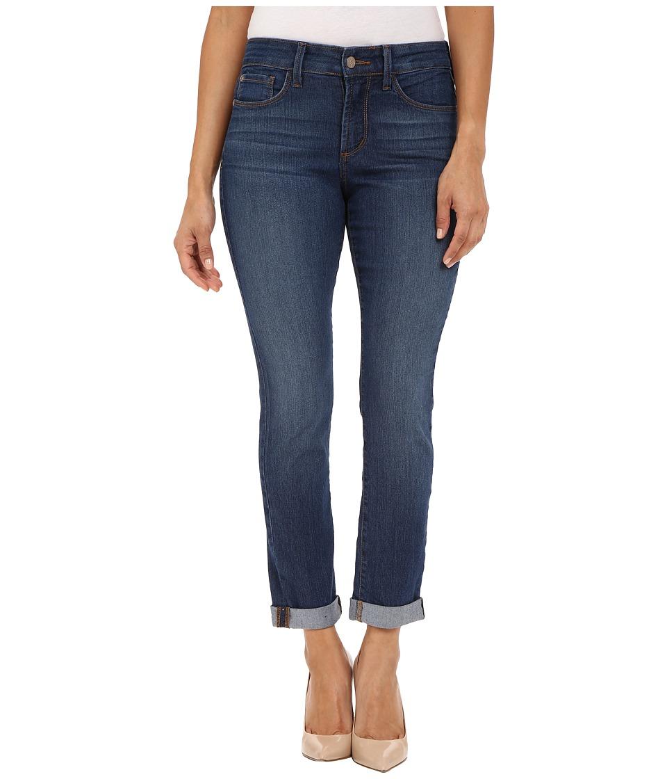 NYDJ Petite - Petite Anabelle Skinny Boyfriend in Atlanta (Atlanta) Women's Jeans