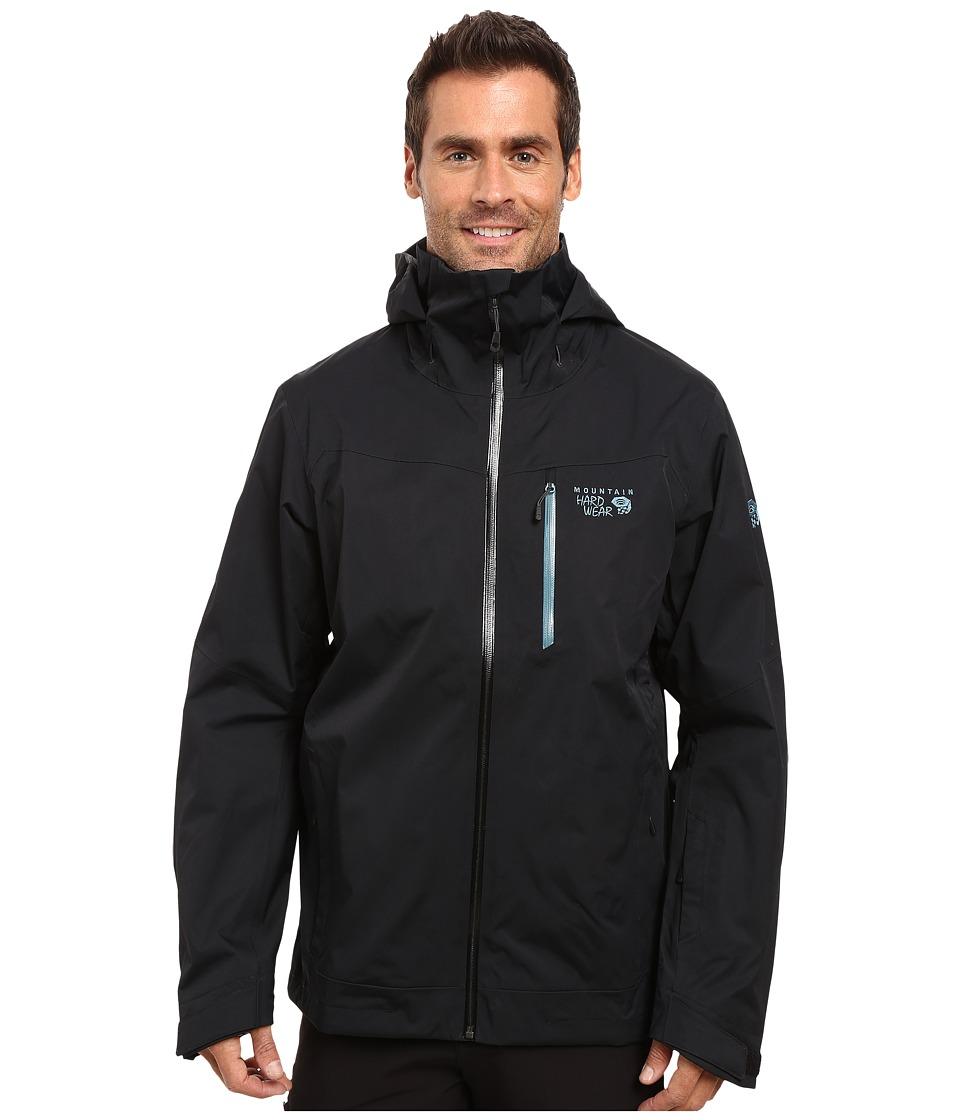 Mountain Hardwear - Dragon's Back Jacket (Black) Men's Coat