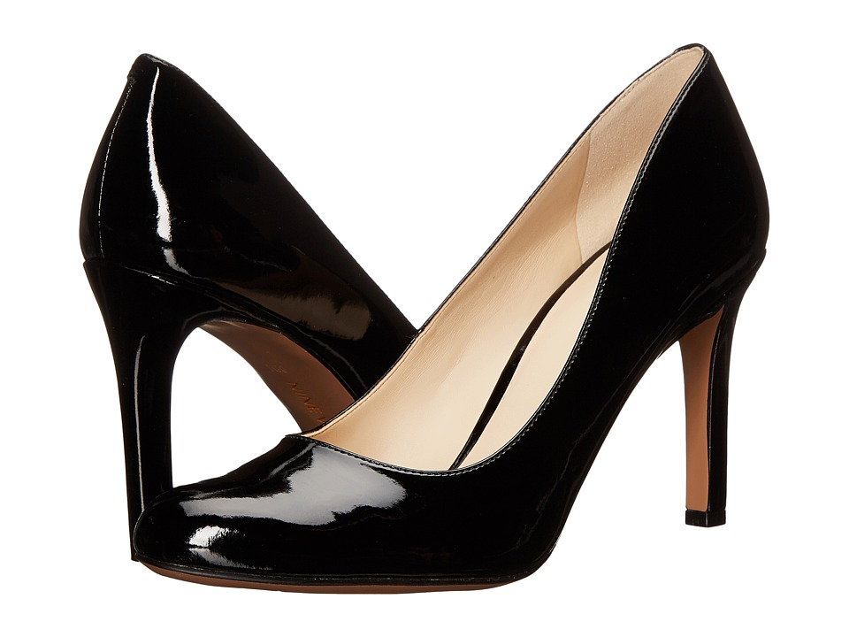 Nine West - Gramercy (Black Synthetic) Women's Shoes