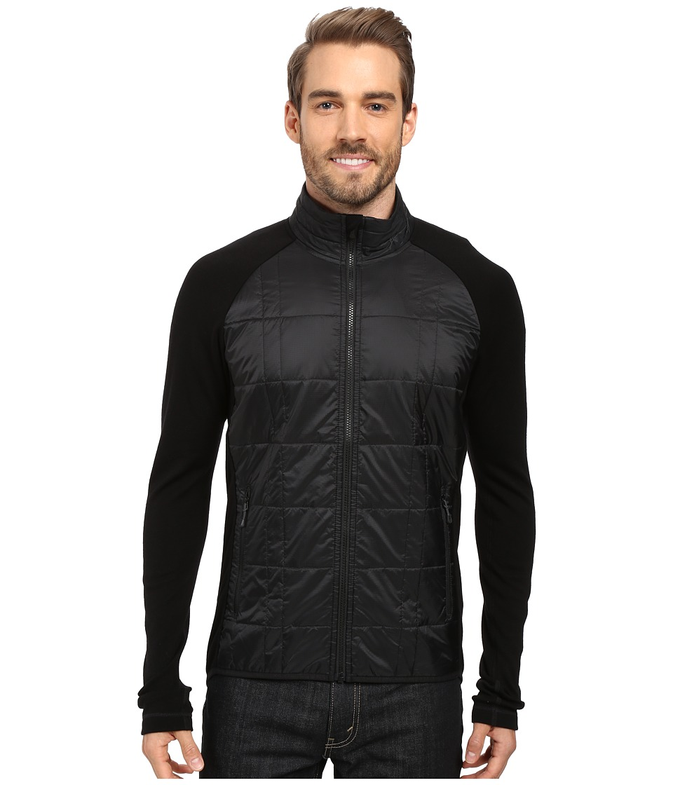 Smartwool - Propulsion 60 Jacket (Black/Black) Men's Jacket