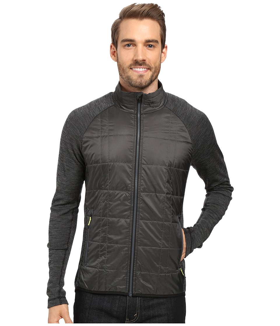 Smartwool - Propulsion 60 Jacket (Graphite 2) Men's Jacket