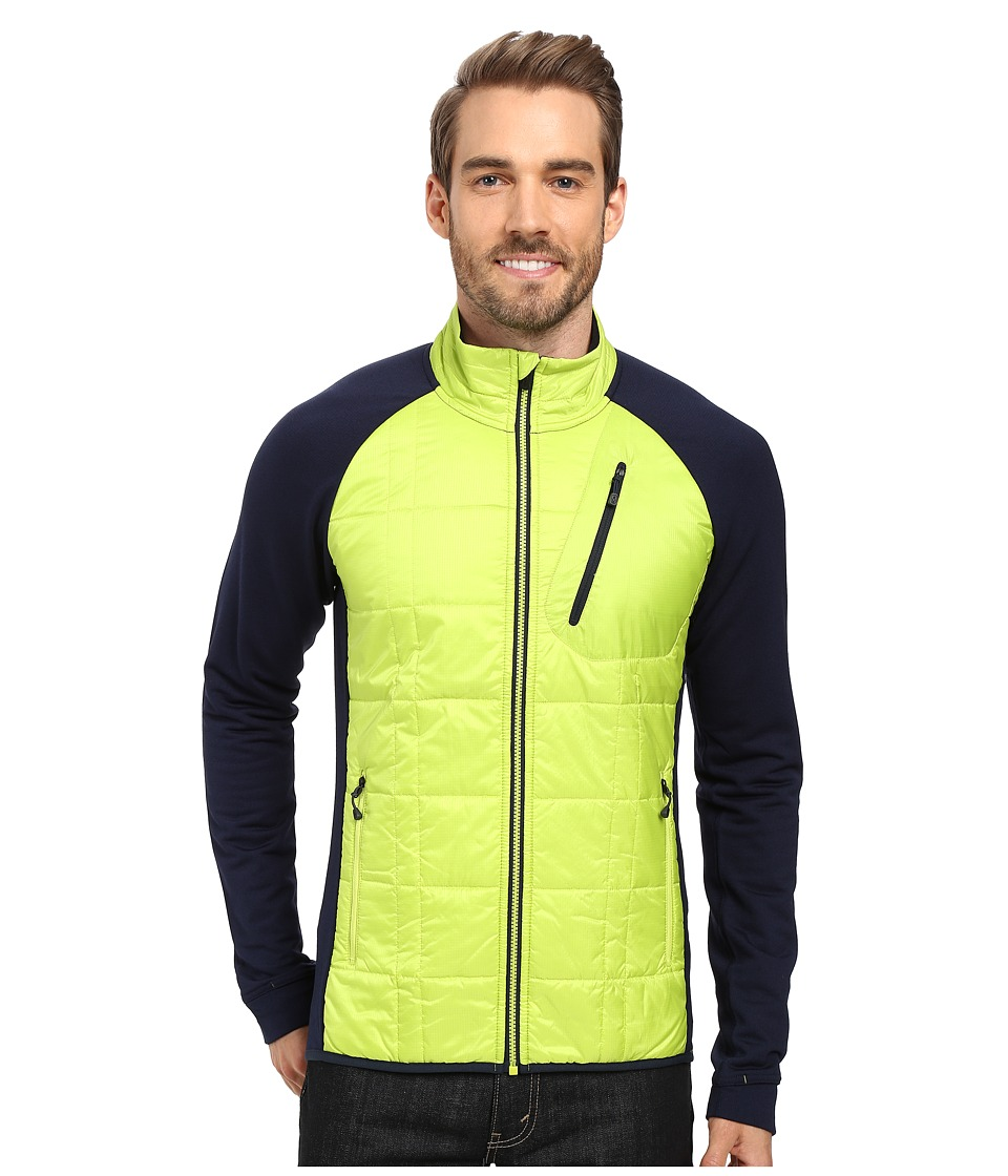 Smartwool - Corbet 120 Jacket (Smartwool Green) Men's Coat