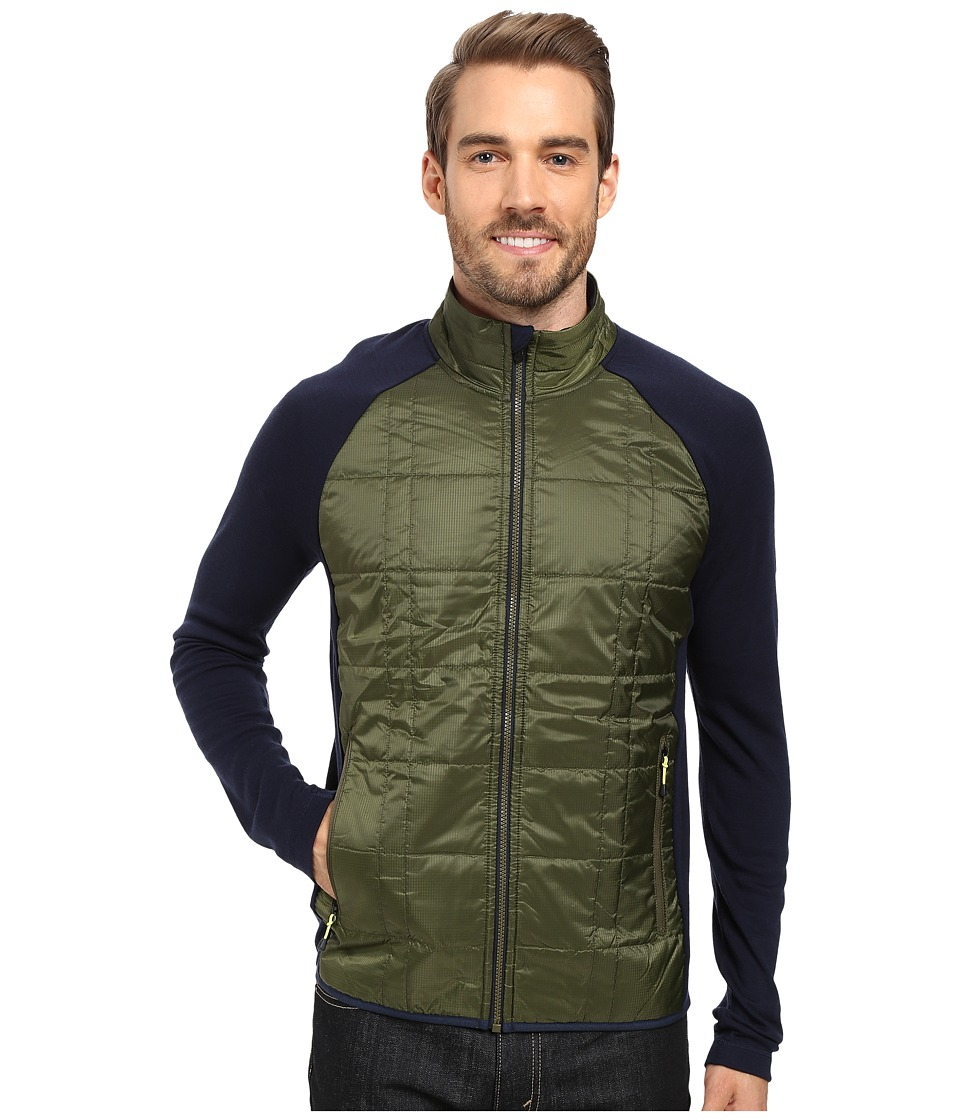 Smartwool - Double Propulsion 60 Jacket (Loden) Men's Jacket