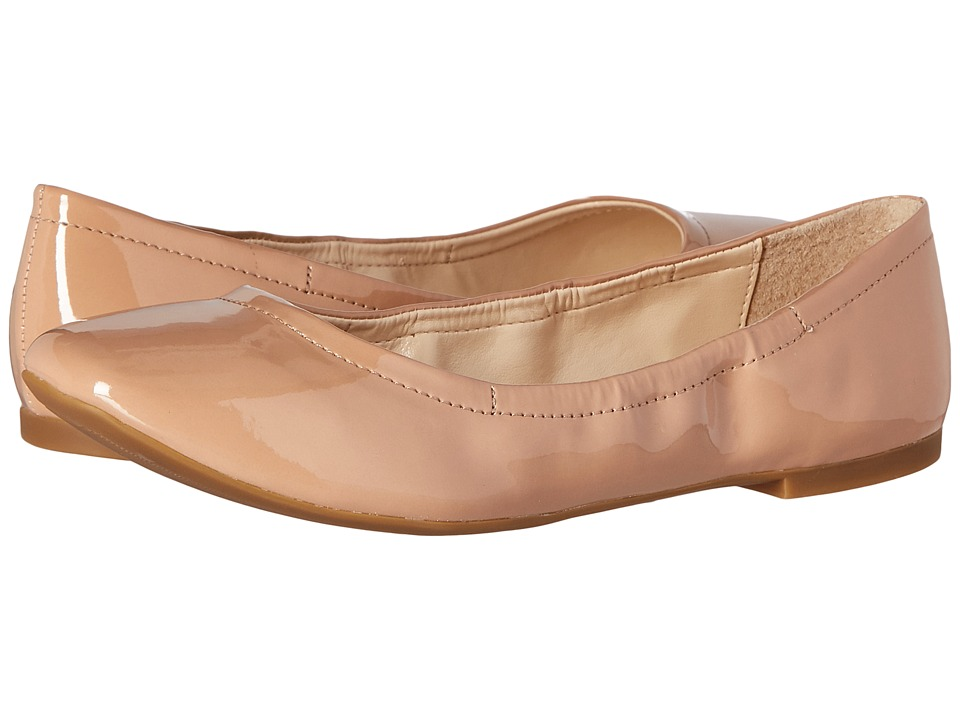 Nine West Girlsnite3 Natural Synthetic Womens Flat Shoes