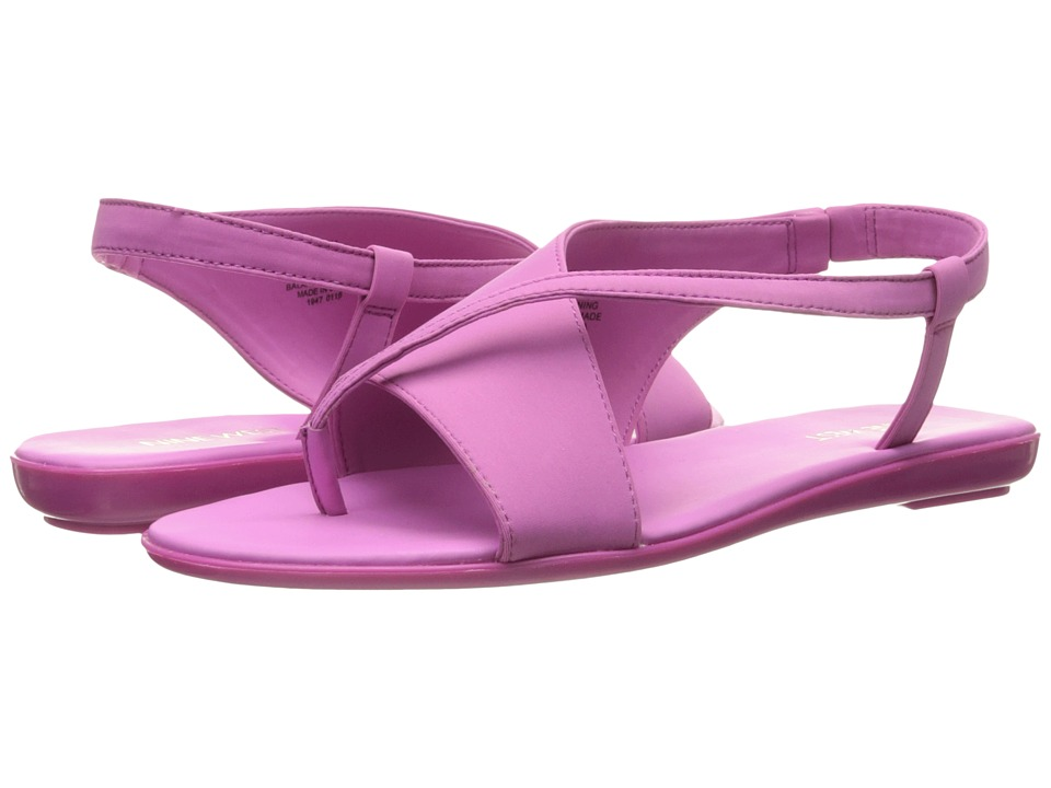 Nine West - Golper2 (Medium Pink Fabric) Women's Sandals