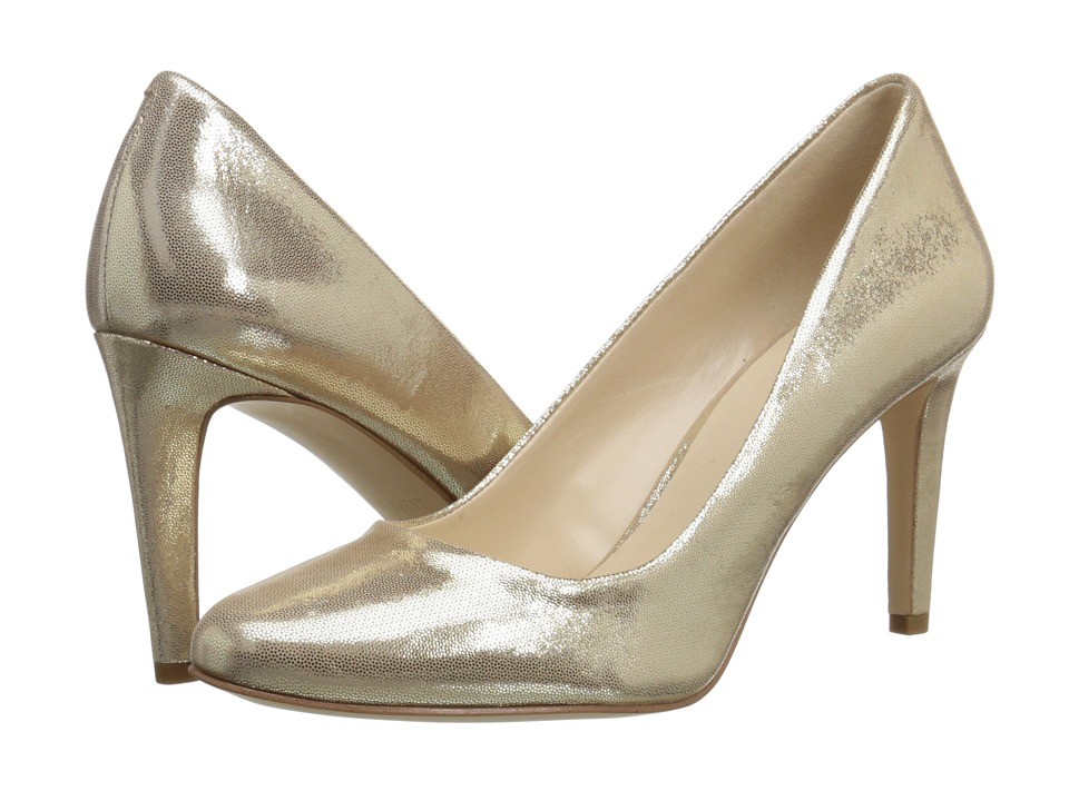 Nine West - Handjive (Light Gold Metallic 2) High Heels