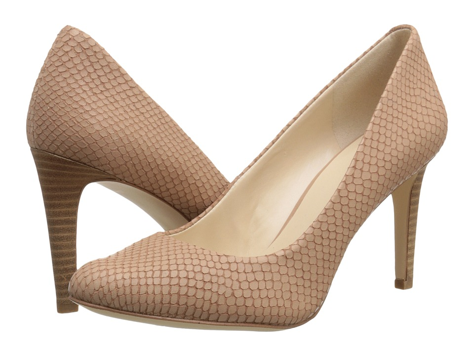 Nine West - Handjive (Natural Leather 2) High Heels