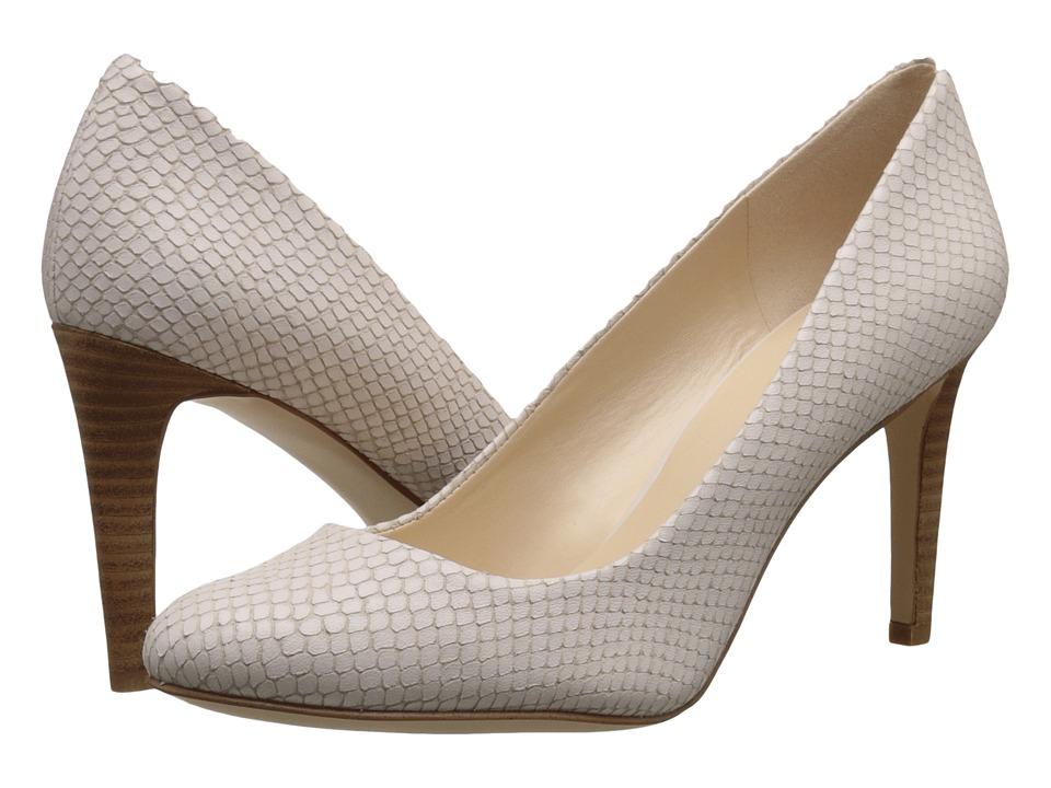 Nine West - Handjive (Off-White Leather 2) High Heels
