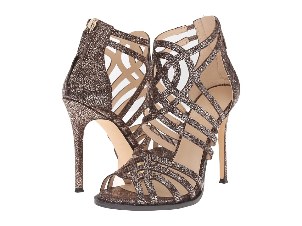 Nine West - Hartthrob (Brown Metallic) High Heels