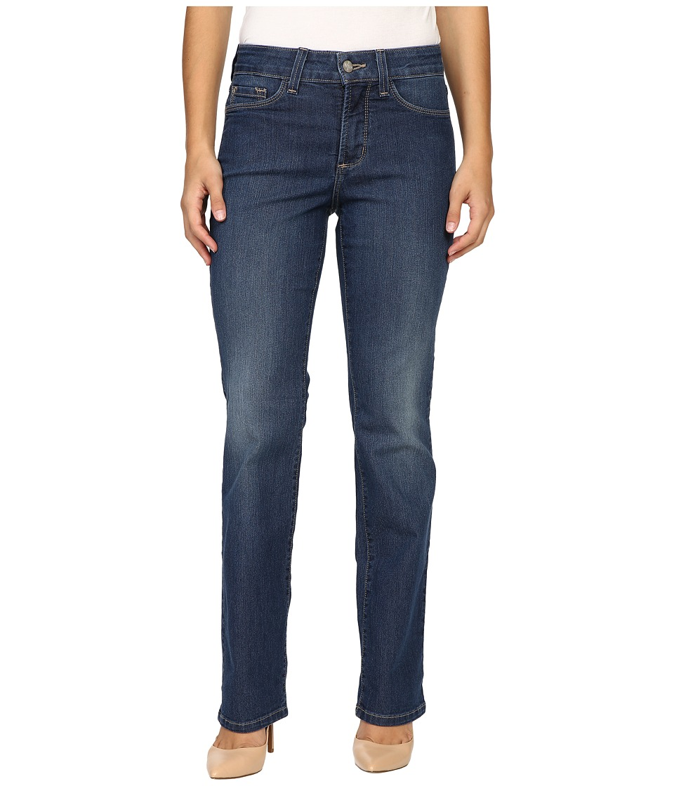 NYDJ Petite - Petite Marilyn Straight in Cleveland (Cleveland) Women's Jeans