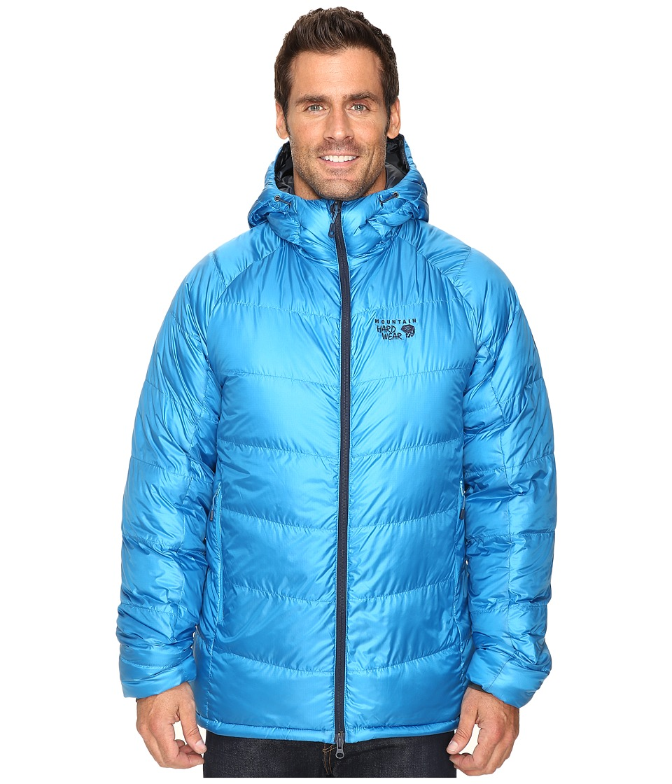 Mountain Hardwear - Phantom Hooded Down Jacket (Dark Compass) Men's Jacket