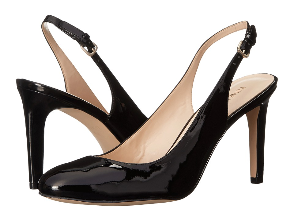 Nine West - Holiday3 (Black Synthetic) Women's Shoes