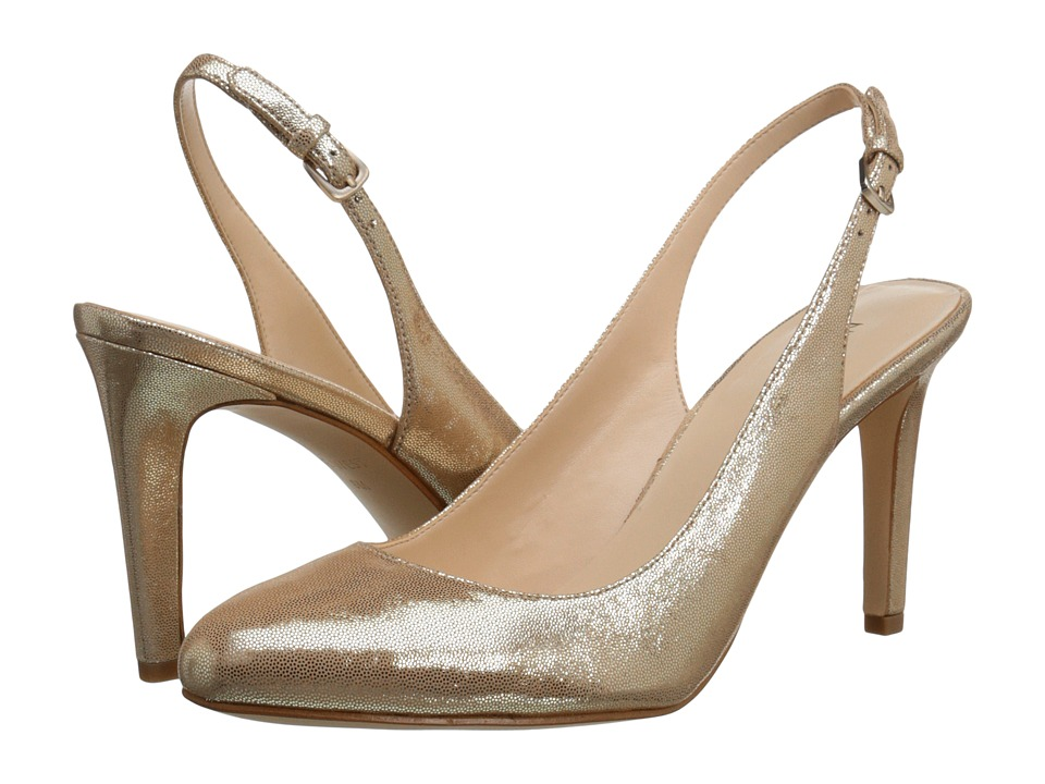 Nine West - Holiday (Light Gold Metallic) Women's Shoes