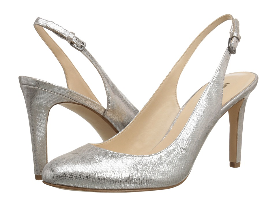 Nine West - Holiday (Light Silver Metallic) Women's Shoes