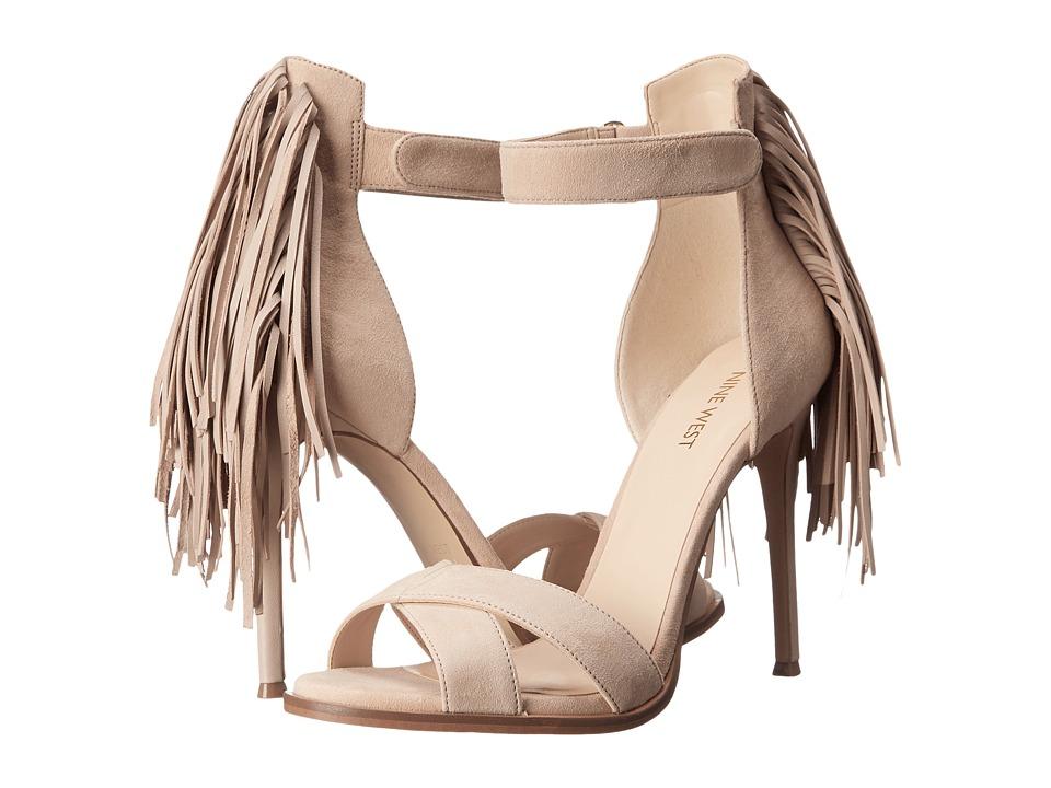 Nine West - Hustle (Light Natural/Light Natural Leather) Women's Shoes