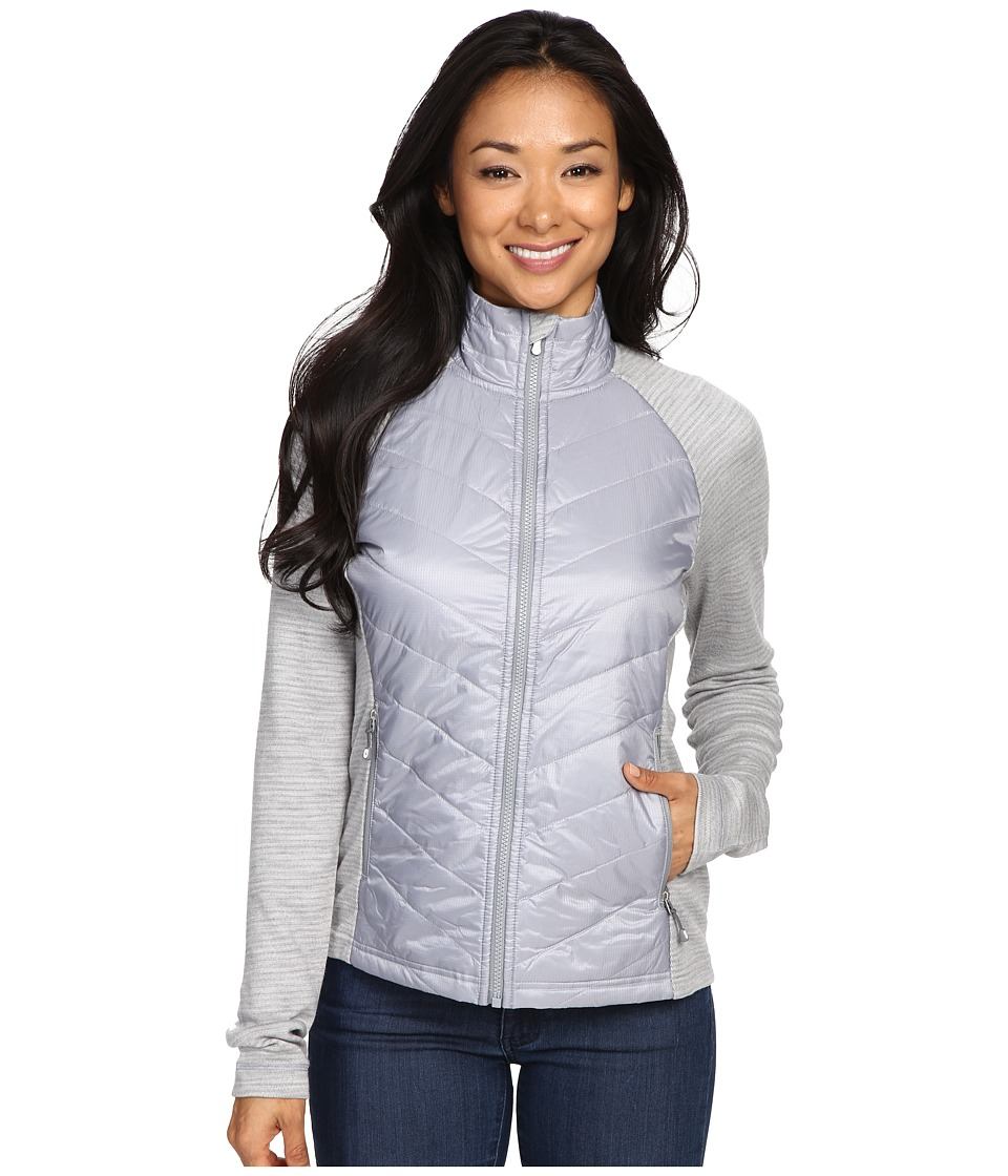 Smartwool - Propulsion 60 Jacket (Silver) Women's Coat