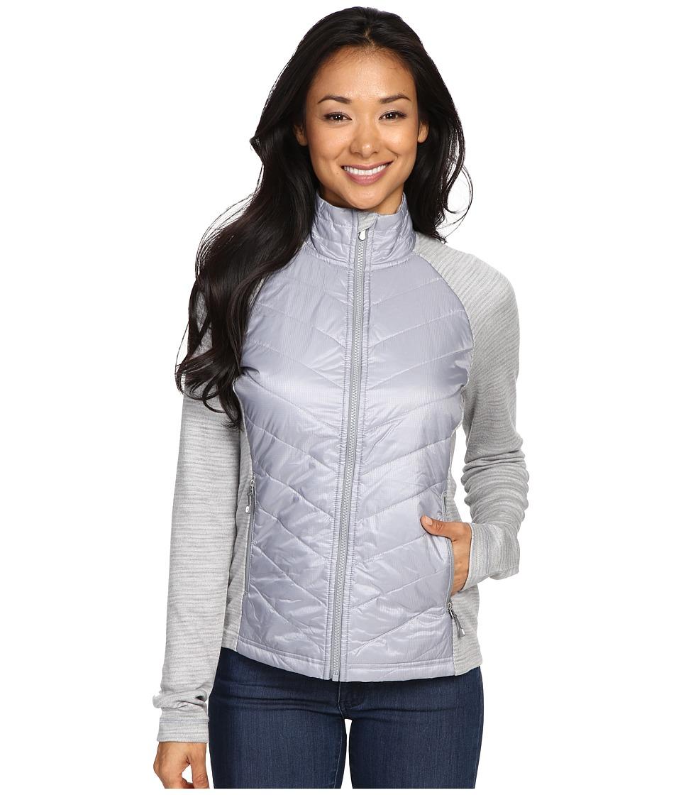 Smartwool - Propulsion 60 Jacket (Silver) Women's Coat