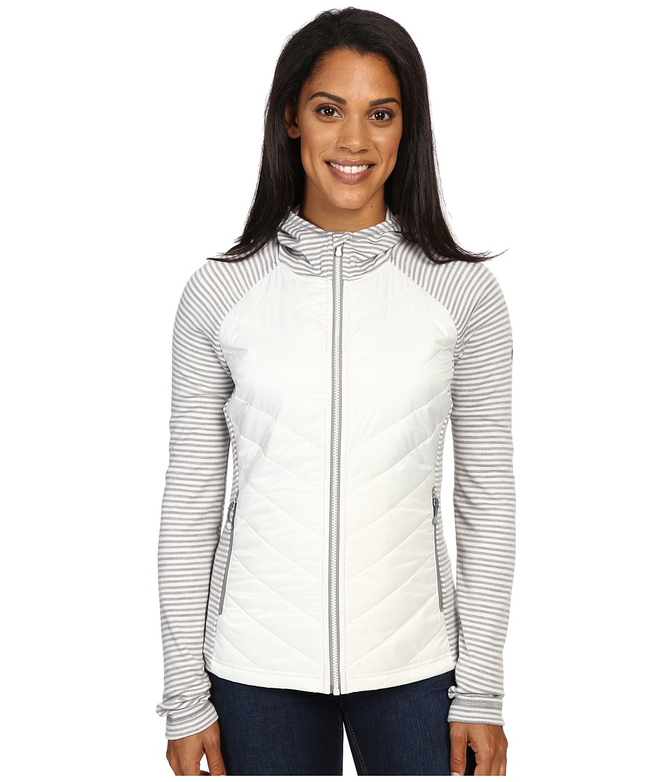 Smartwool - Double Propulsion 60 Hoodie (Dogwood/White) Women's Sweatshirt