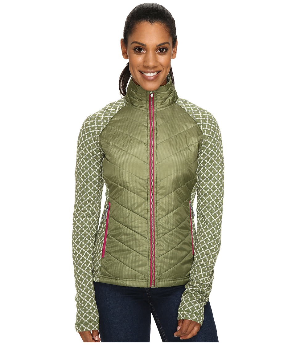 Smartwool - Propulsion 60 Jacket (Light Loden) Women's Coat