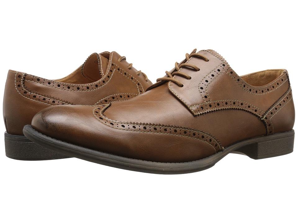 GUESS - North (Cognac) Men's Shoes