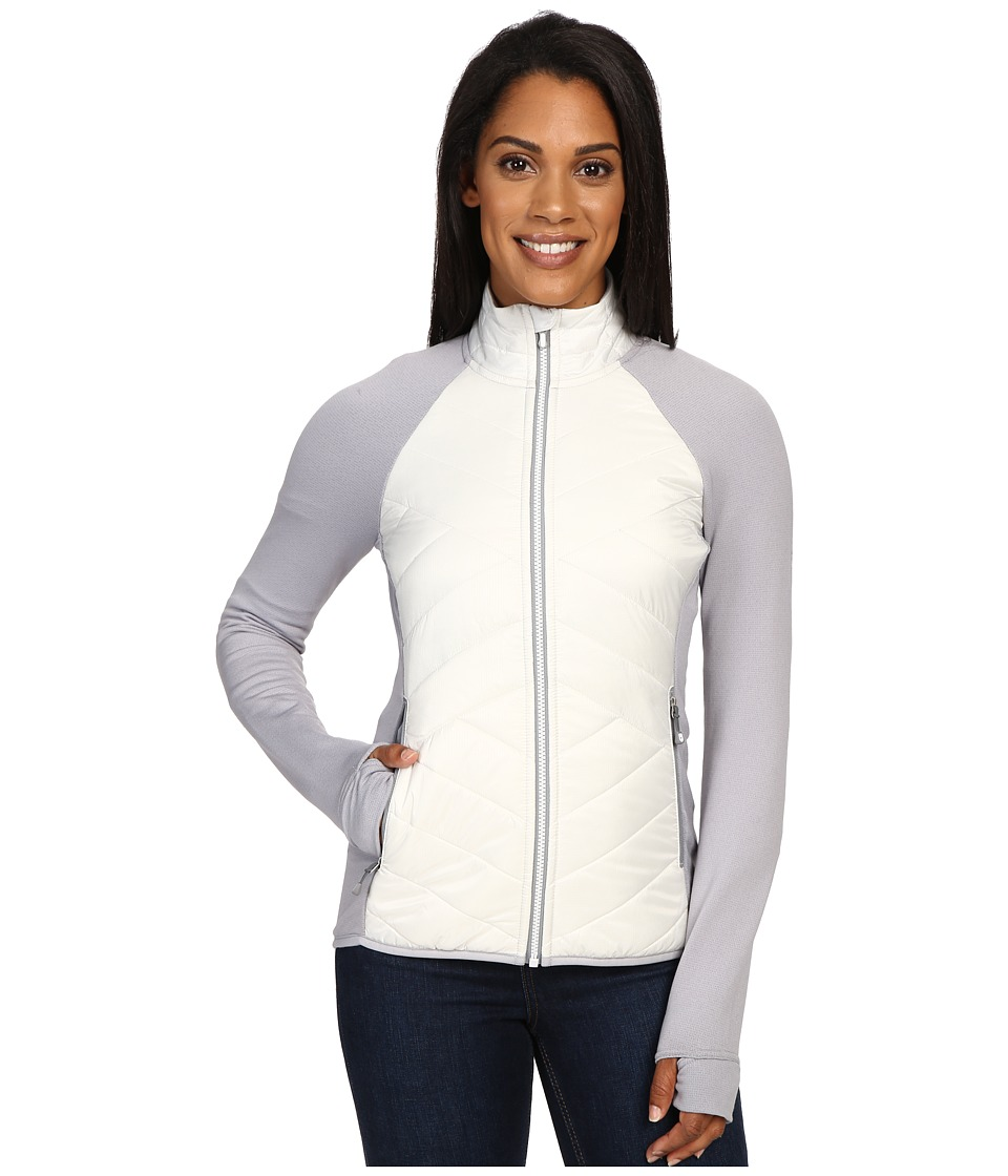 Smartwool - Corbet 120 Jacket (Dogwood White) Women's Coat