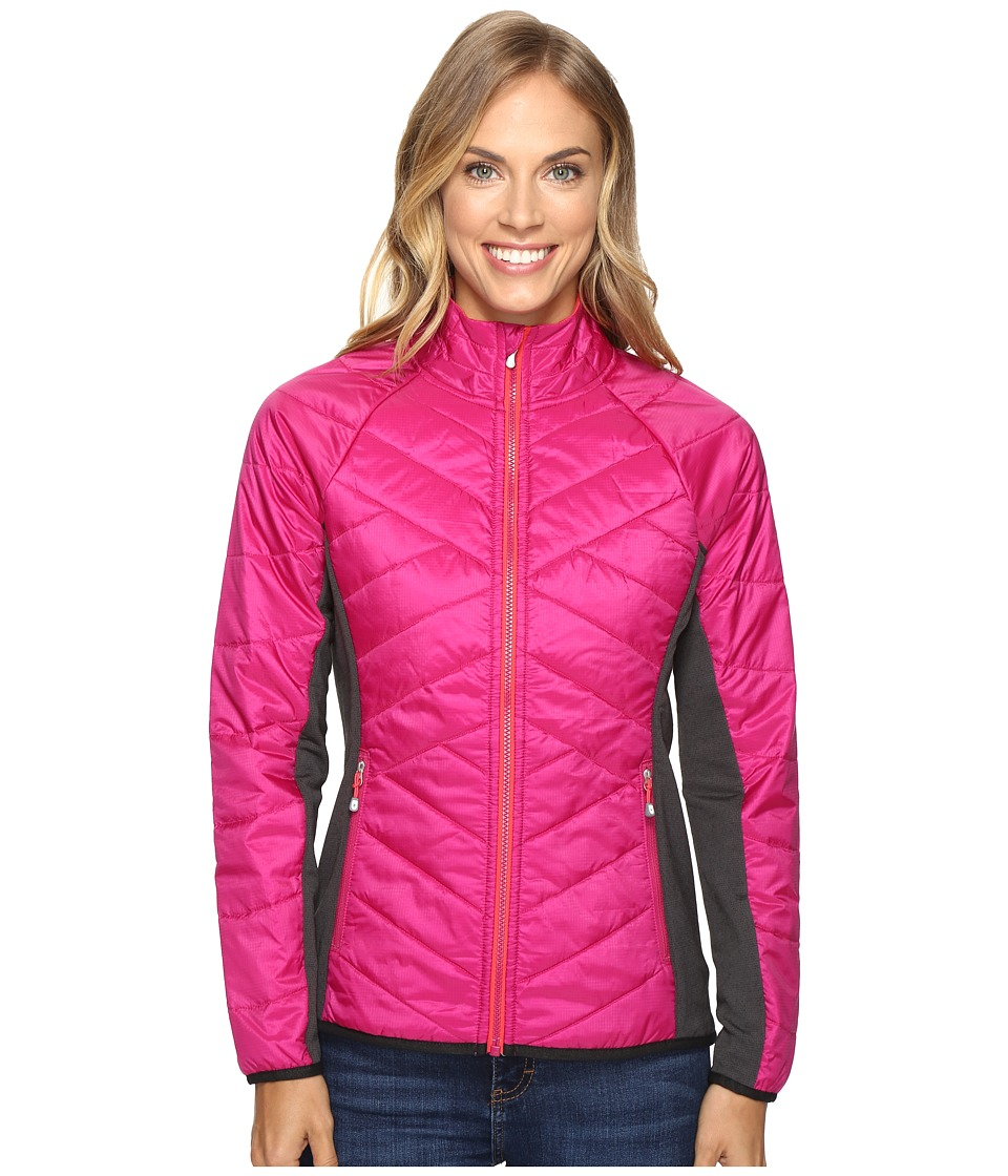 Smartwool - Double Corbet 120 Jacket (Berry) Women's Coat