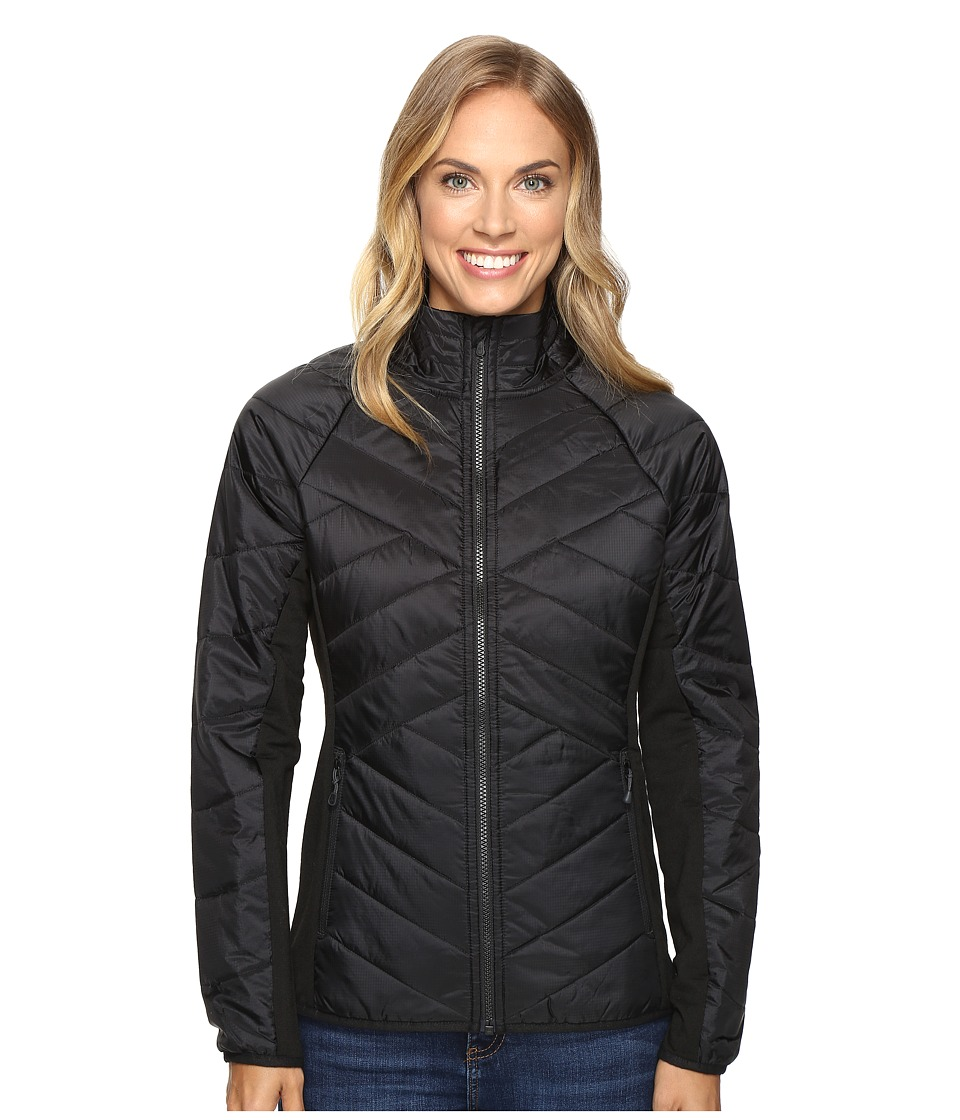 Smartwool - Double Corbet 120 Jacket (Black) Women's Coat
