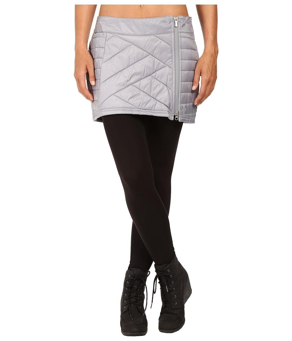 Smartwool Corbet 120 Skirt (Silver) Women