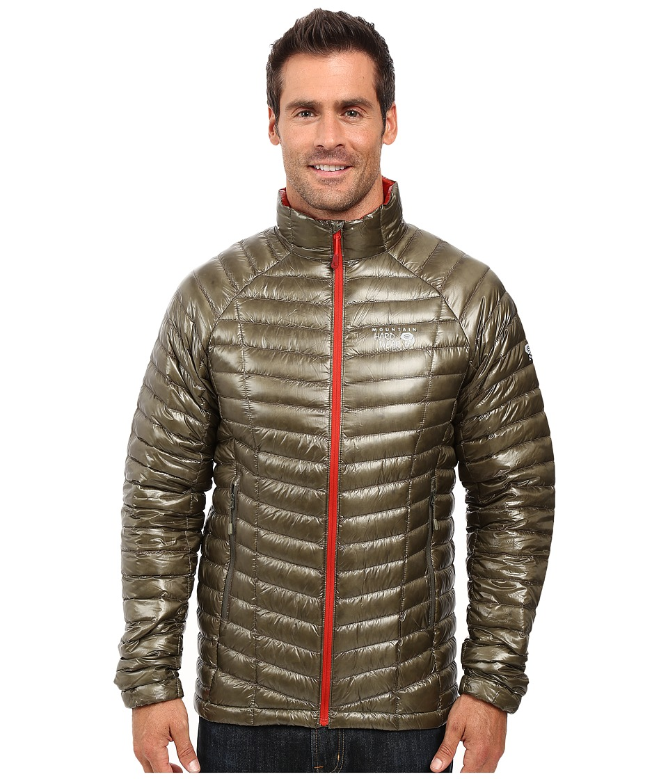 Mountain Hardwear - Ghost Whisperer Jacket (Peatmoss) Men's Coat