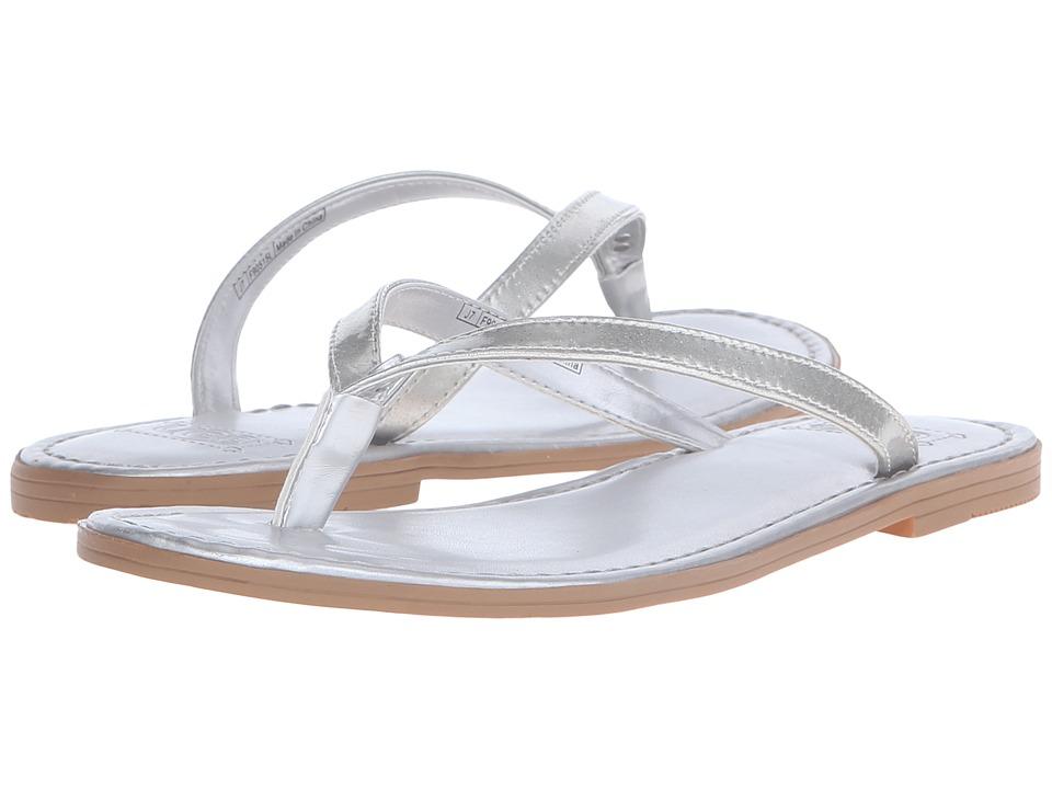 UGG Kids - I Heart Kyla Glitter (Little Kid/Big Kid) (Silver Synthetic) Girls Shoes