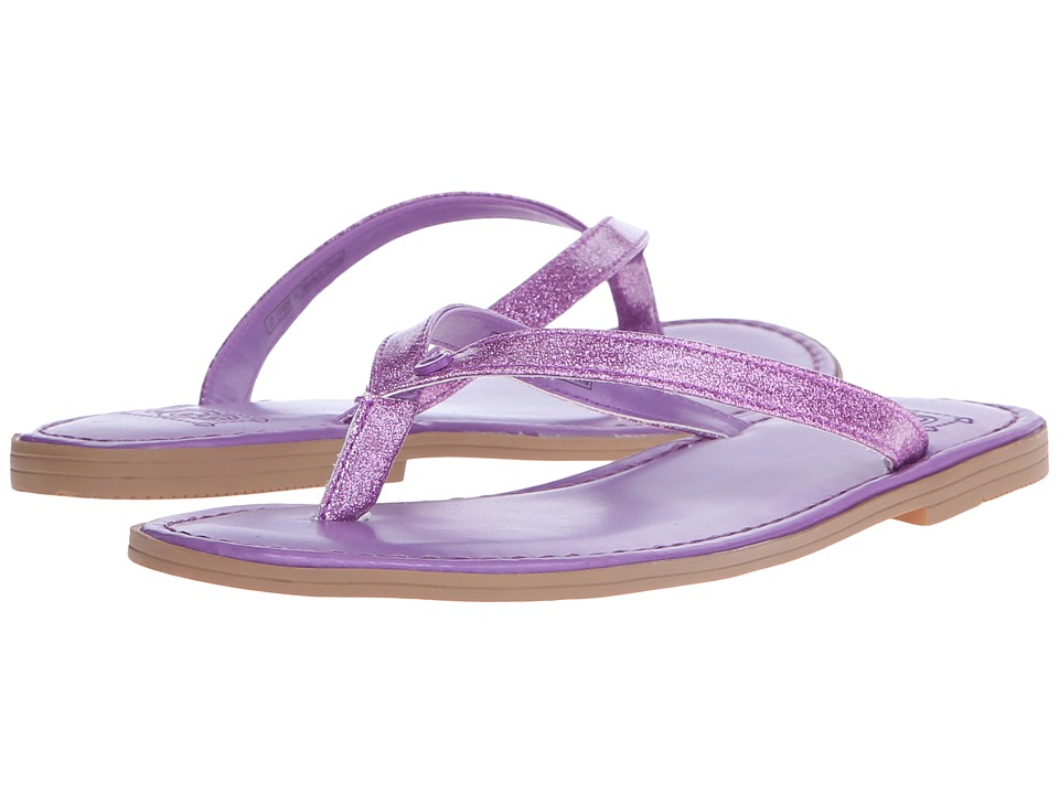 UGG Kids - I Heart Kyla Glitter (Little Kid/Big Kid) (Vivid Violet Synthetic) Girls Shoes