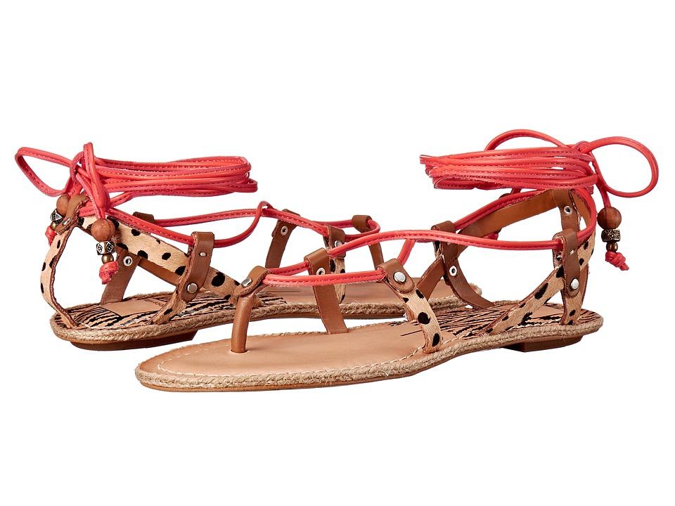 Dolce Vita - Karma (Persimmon Multi Calf Hair) Women's Shoes